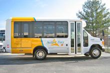 bus graphics design