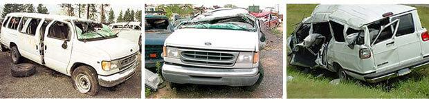 15 passenger van safety
