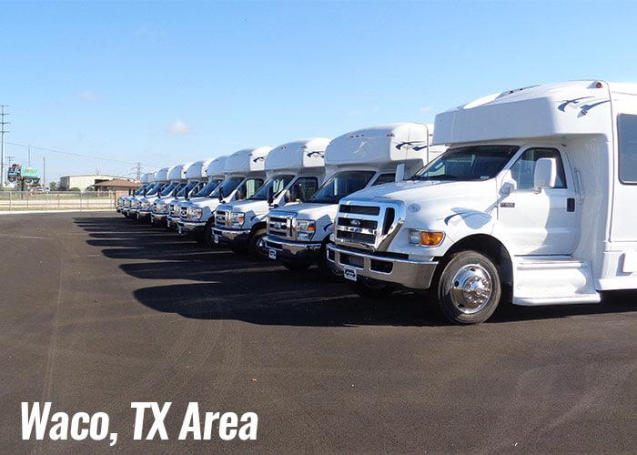 Waco Texas Bus Sales