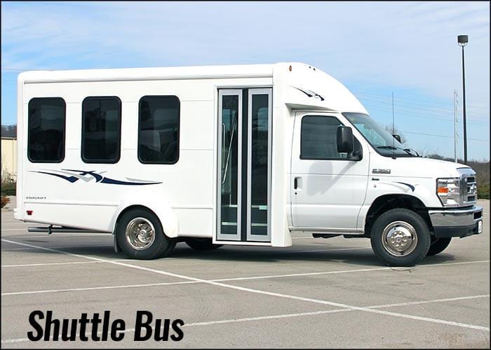 Texas Auto Sales >> Shuttle Buses for Sale - Carpenter Bus Sales