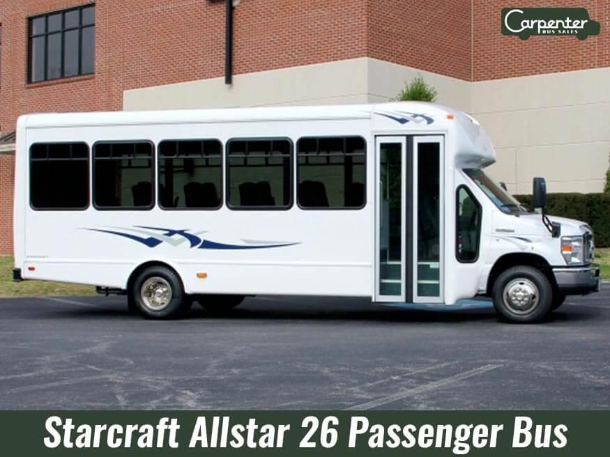 Starcraft Allstar 26 Passenger Bus