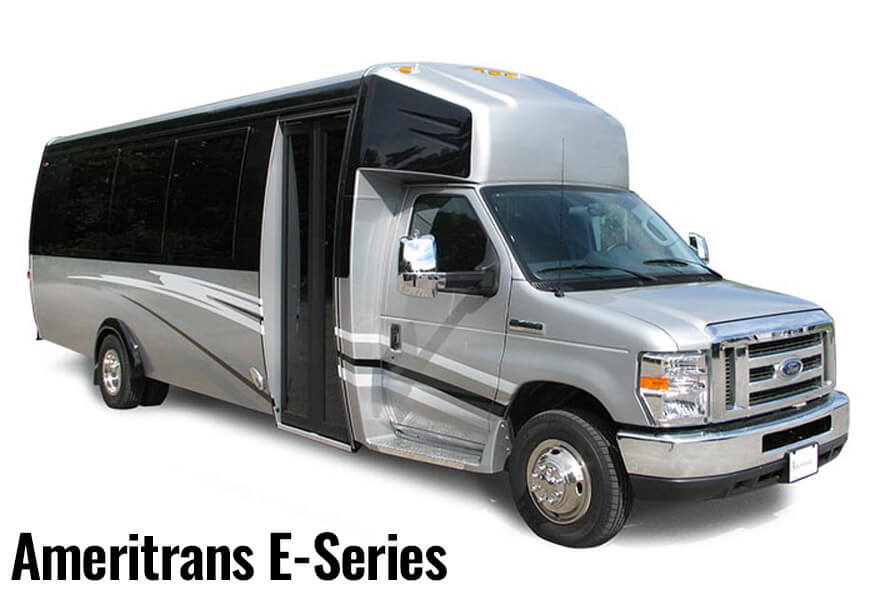 Ameritrans E Series 15 Passenger Van Replacement