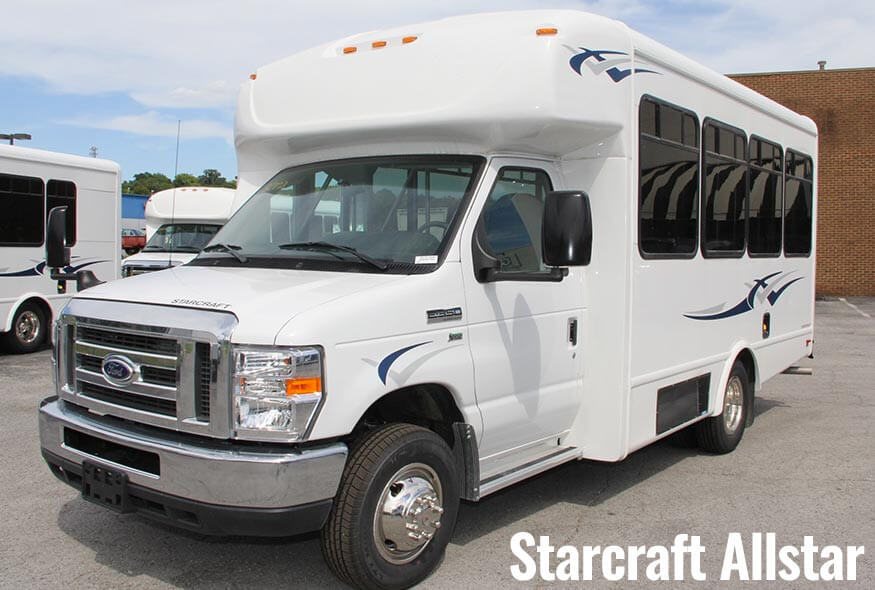 Starcraft Allstar 15 Passenger Van Replacement
