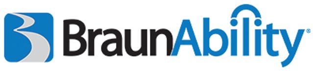 Braunability bus logo