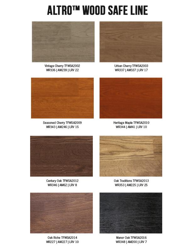 altro wood flooring
