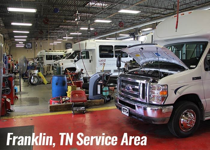 Franklin, Tennessee Service Area