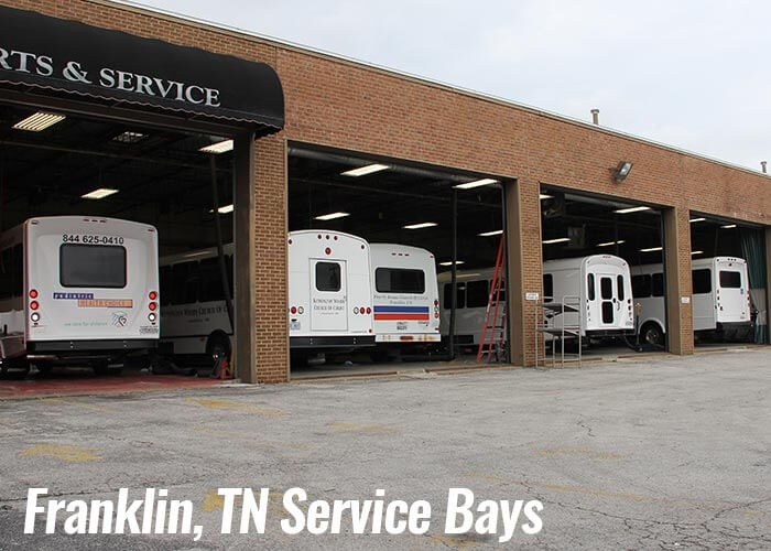 Franklin, Tennessee Service Bays