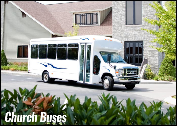 Church Bus - Church Buses - Carpenter Bus Sales