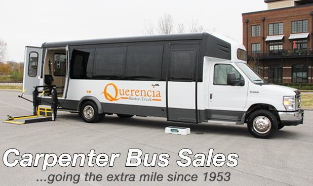 senior care buses
