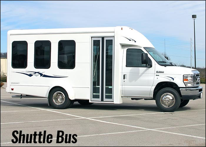 Shuttle Buses For Sale Carpenter Bus Sales