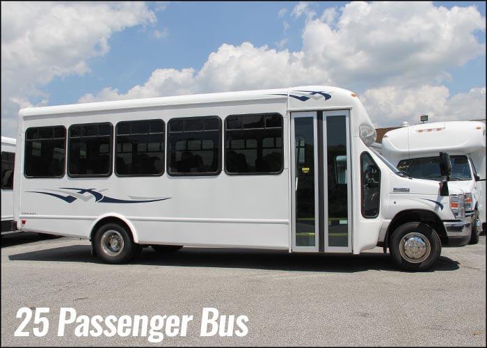25 passenger bus for sale