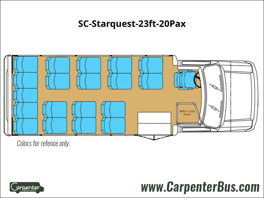 SC Starquest 23ft 20Pax