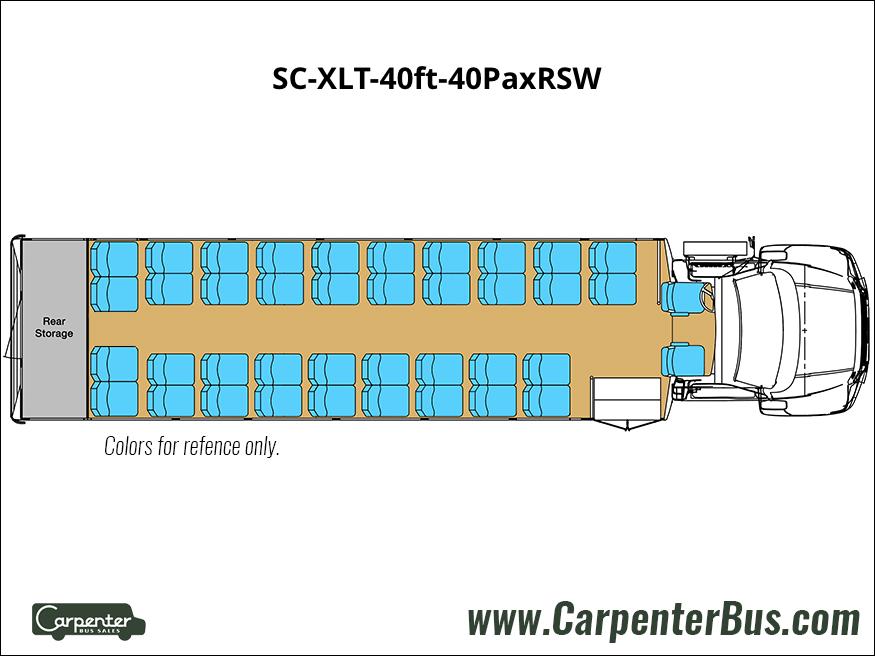 SC XLT 40ft 40PaxRSW