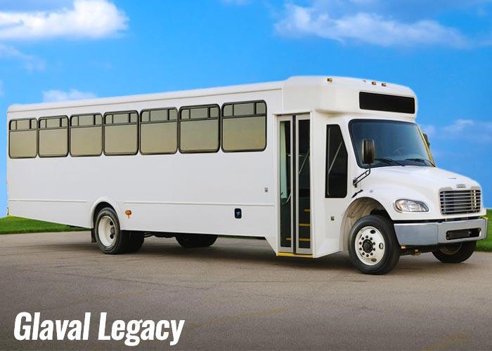 glaval legacy bus