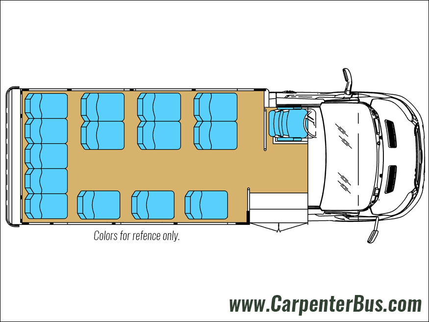 SC Starlite 22ft 15Pax Transit
