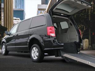 wheel chair vans