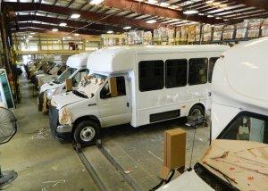 bus warranty - bus body